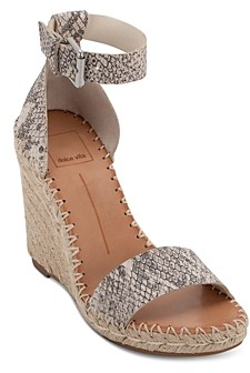 Dolce Vita Women's Noor Espadrille Wedge Sandals