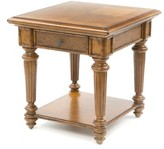 Tommy Bahama Island Estate Boca End Table with Storage Home