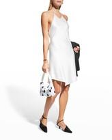 Thumbnail for your product : Alice + Olivia Francene Handkerchief Halter Dress