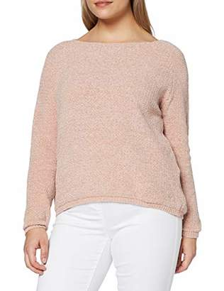Street One Women's Cosy Chenille Pullover Jumper,(Size: 44)