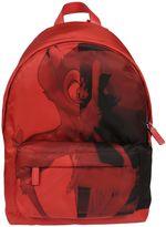 Givenchy Bambi Print Canvas Backpack