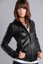 Chandler Leather Jacket