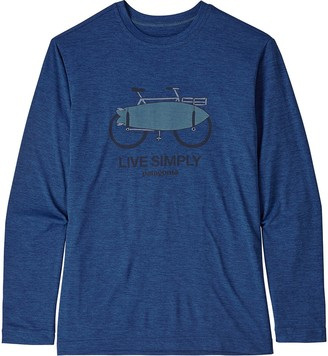 Patagonia Capilene Cool Daily Long-Sleeve T-Shirt - Boys'