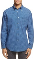 Brooks Brothers Diamond Slim Fit Button-Down Shirt