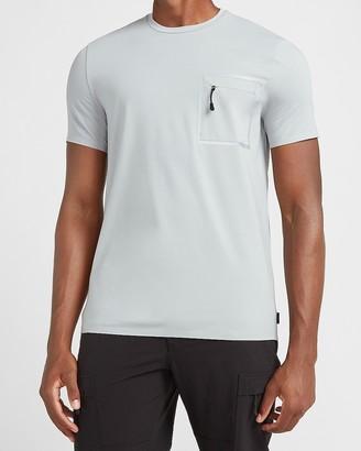 Express Pocket Crew Neck T-Shirt