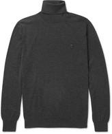 Alexander McQueen Wool Rollneck Sweater