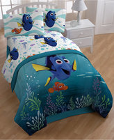 Disney Disney's Finding Dory Sun Rays Full 7 Piece Comforter Set