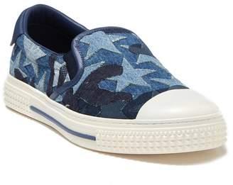 Valentino Star Camo Slip-On Sneaker