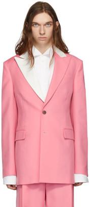Loewe Pink 2BT Tuxedo Jacket