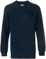 Edwin ribbed knit jumper