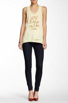 Miss Me Floral Print Skinny Jean