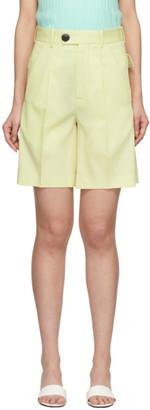 Namacheko Yellow Taala Shorts