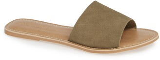 Coconuts by Matisse BEACH BY MATISSE Cabana Slide Sandal