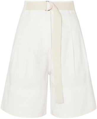 Lee Mathews Bonnie Cotton-drill Shorts