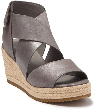 Eileen Fisher Willow Wedge Platform Sandal