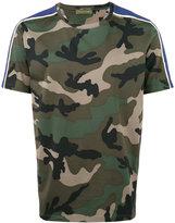 Valentino camouflage T-shirt - men - Cotton - S
