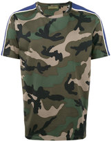 Valentino camouflage T-shirt - men - Cotton - XS