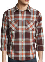 Arizona Long Sleeve Poplin Woven Shirt
