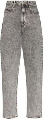 Etoile Isabel Marant Corsysr high-waist boyfriend jeans