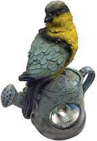 Streetwize Bird on Watering Can Solar Light