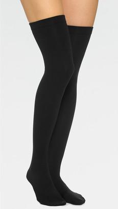 Plush Fleece Lined Thigh High Socks