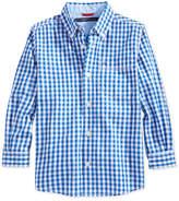 Tommy Hilfiger Gingham Buttondown Cotton Shirt, Big Boys