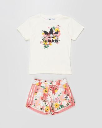 adidas Short Tee Set - Kids