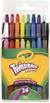 Crayola 24 Ct. Mini Twistables Crayons