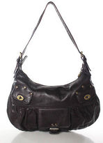 Mulberry Brown Leather Shoulder Handbag Size Medium