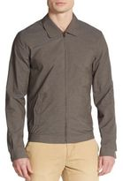 Dolce & Gabbana Striped Cotton Jacket