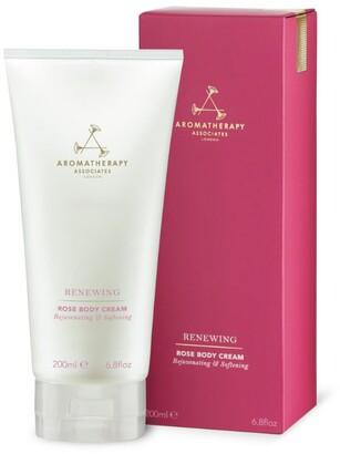 Aromatherapy Associates Renewing Rose Body Cream (200ml)