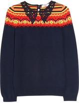 Erdem Caitlin merino wool sweater