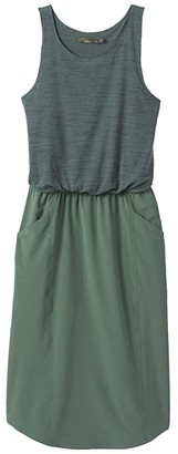 Prana Buffy Dress (Black) Women's Dress