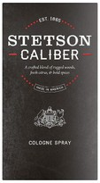 Stetson Men's Caliber Cologne Spray - 1 oz