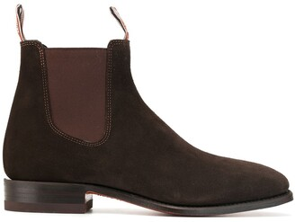 R.M. Williams Craftsman Chelsea boots