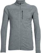 Icebreaker Mt Elliot Long Sleeve Zip Jacket (Men's)