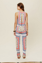 Free People Maurie & Eve Bowie Jumpsuit