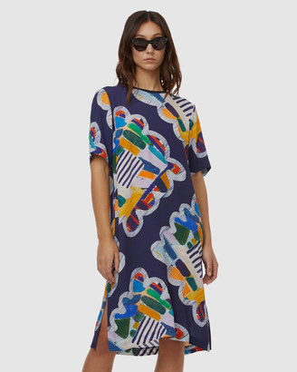gorman Kaleidoscope Tee Dress