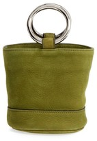 Simon Miller Bonsai Nubuck Bucket Bag - Green