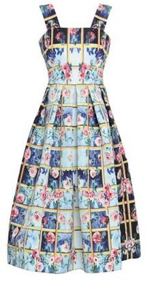 Mary Katrantzou 3/4 length dress