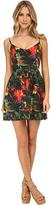 Love Moschino Tropical Print Tank Dress Women's Dress