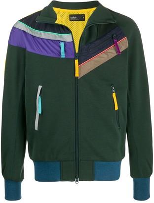 Kolor Contrast Track Jacket