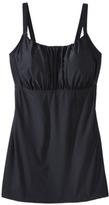 Merona Women's Plus-Size One-Piece Swim Dress - Black
