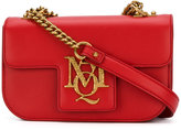 Alexander McQueen Insignia satchel - women - Leather - One Size