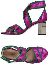 Space Style Concept Sandals - Item 11335902
