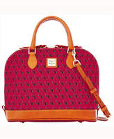 Dooney & Bourke Arizona Cardinals Zip Zip Satchel