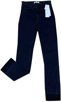 Sandro Grey Denim - Jeans Trousers for Women