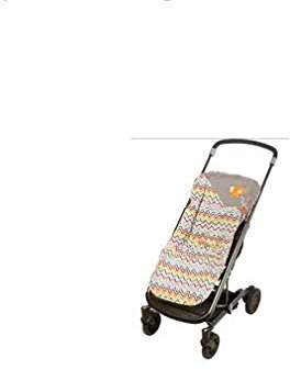 TUC TUC Summer Pushchair Liner Zig-Zag, African Routes