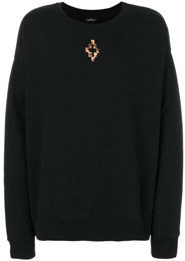 Marcelo Burlon County of Milan Fire Cross sweatshirt
