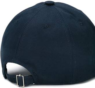 Thom Browne classic 6-panel baseball cap in cotton twill